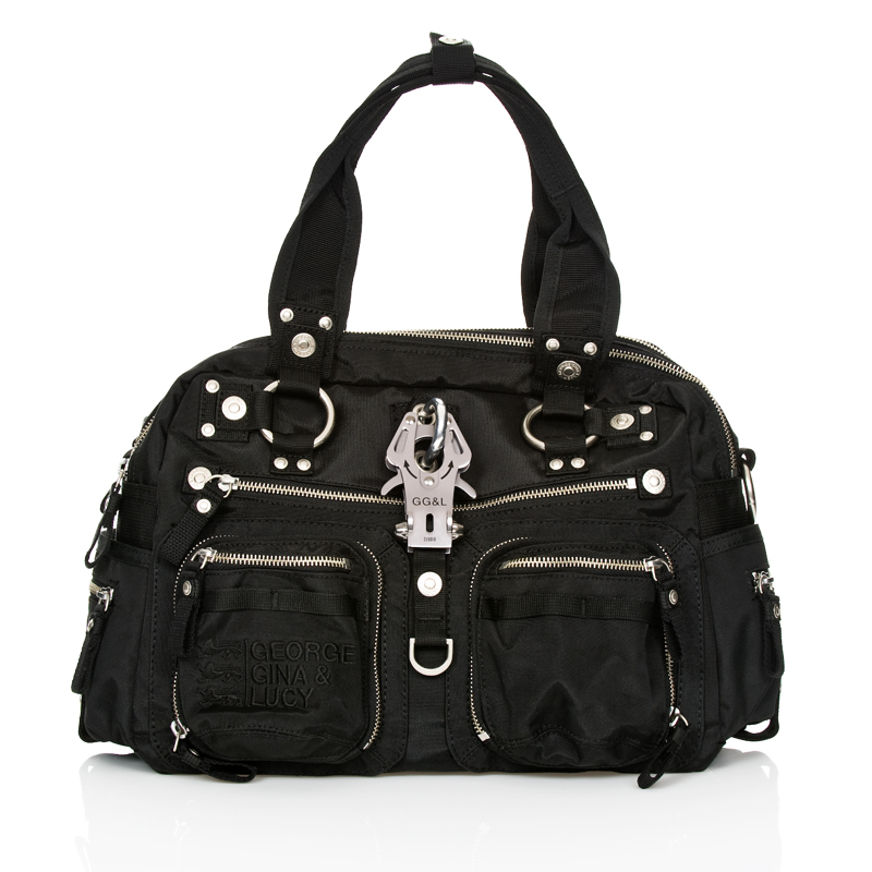 george gina lucy tasche 02 2011 double b in king kong ebay. Black Bedroom Furniture Sets. Home Design Ideas