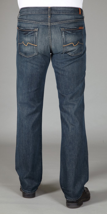 Seven for all Mankind Herren Standard Jeans in BSL
