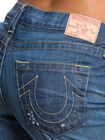 True Religion Damen Jeans Boyfriend Drew B4 Rambler