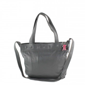 Frieda & Freddies New York Tasche Shopper 3478 in grau/ grey