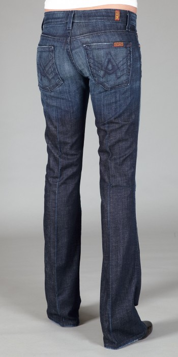 Seven for all Mankind Damen A-Pocket Jeans