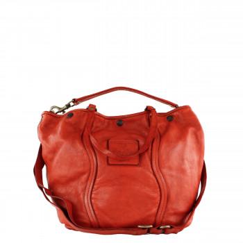 Campomaggi Tasche aus Leder C1933 VL Shopper Sacca Vacchetta in Cotto 1719