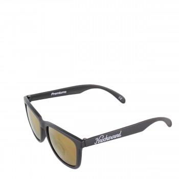 Knockaround Sonnenbrille Premiums Black Gold Premium schwarz gold