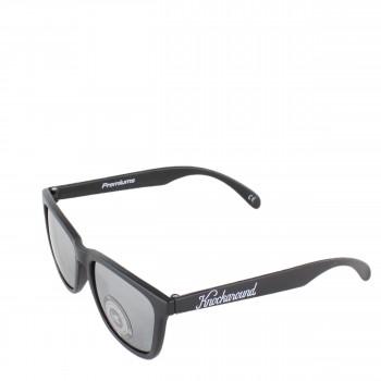 Knockaround Sonnenbrille Premiums Black Smoke Premium schwarz grau