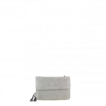 Schuhtzengel Tasche Celina Vintage Leder 65240 in Stone Grey