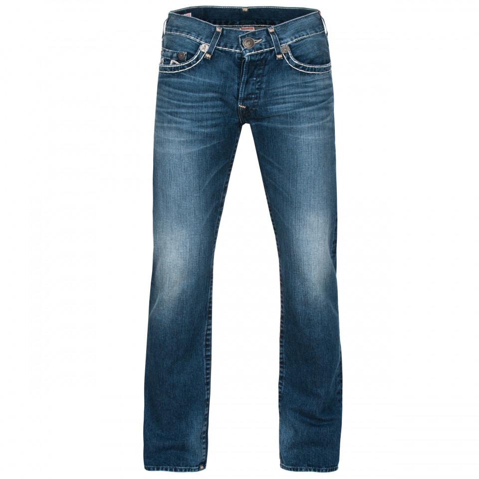 true religion herren jeans geno slim straight in beam mar vista moda24. Black Bedroom Furniture Sets. Home Design Ideas
