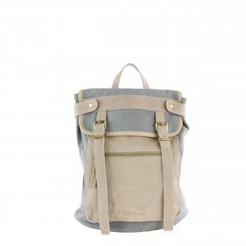 Schuhtzengel Rucksack Tasche John W1065 in Light Denim