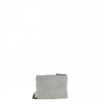 Schuhtzengel Tasche Vigga Vintage Leder 65241 in Stone Grey