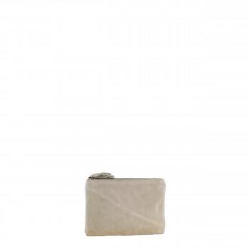 Schuhtzengel Tasche Vigga Vintage Leder 65241 in Taupe
